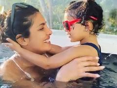 Priyanka Chopra Makes A Splash On Instagram With Niece Krishna: 'We're So Cute'