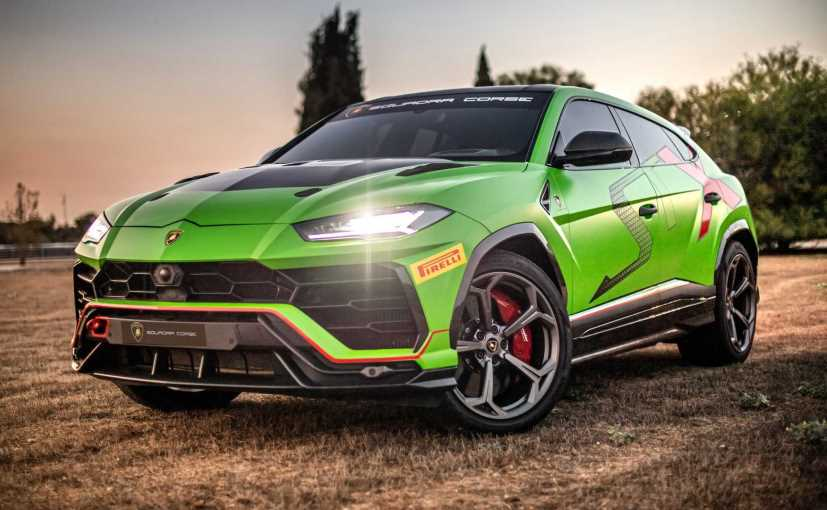 Lamborghini teases track-only, V12 hypercar - 830 hp