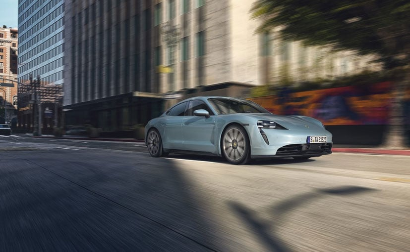 The Porsche Taycan 4S Is The New Entry-Level Model Of The Electric Sports Car