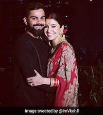 Virat Kohli And Anushka Sharma 'Fast Together, Laugh Together'. See Pics