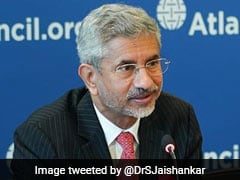 """Pak Game Plan To Paint Apocalyptic Scenarios"": S Jaishankar On J&K Move"