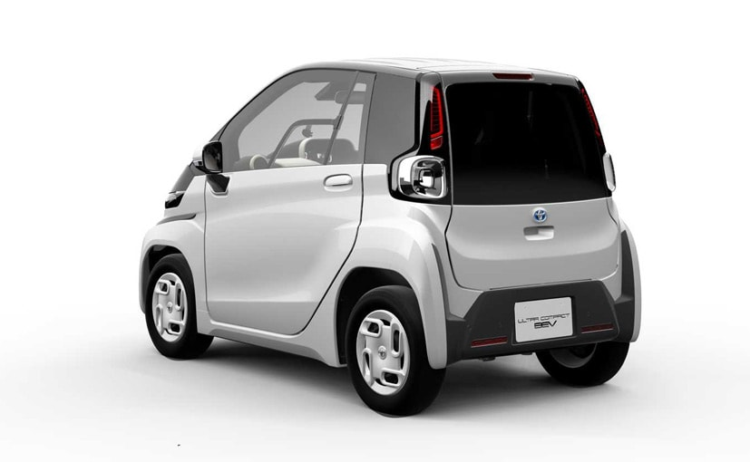 Toyota announces serial-ready electric compact
