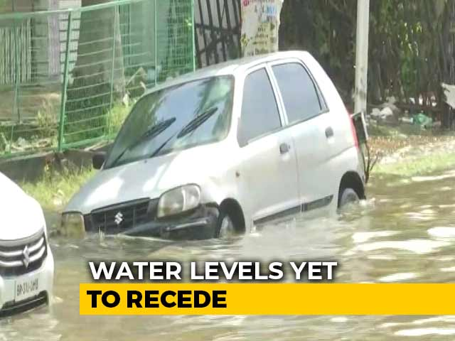 Video : 55 Deaths Due To Rain In Bihar, Water Levels Yet To Recede In Patna