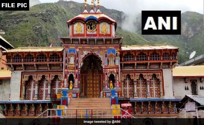 Badrinath Temple In Uttarakhand To Be Closed For Public From November 17