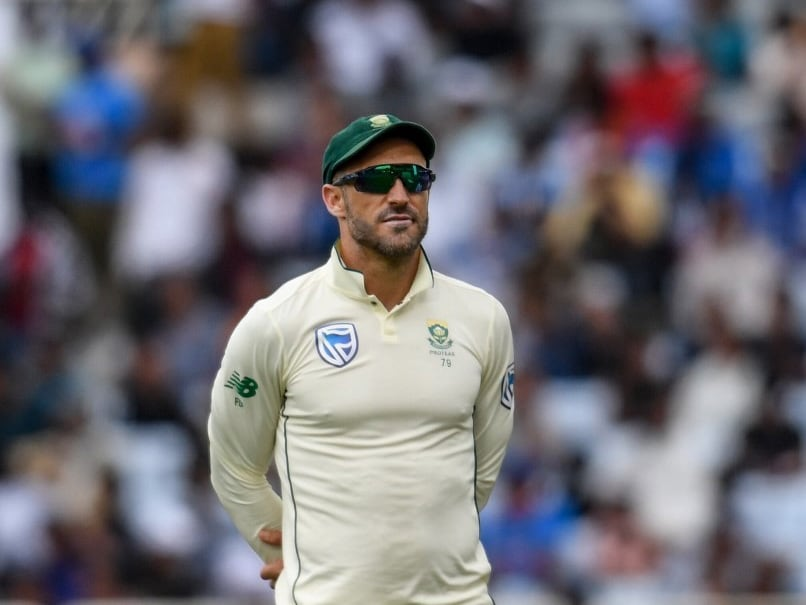 "South Africa Captain Faf Du Plessis Calls For Coaching ""Clarity"""
