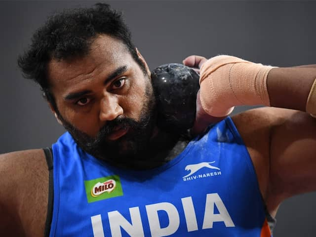 World Athletics Championships: Tejinder Pal Singh Toor Fails To Make Shot Put Final
