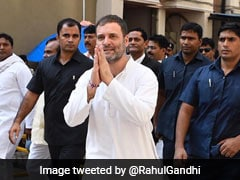 "Rahul Gandhi Apology For ""Chowkidar Chor Hai"" Claim Accepted, He's Warned"