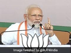 Assembly Election 2019:  प्रधानमंत्री नरेंद्र मोदी ने जम्मू-कश्मीर में हटाए गए अनुच्छेद 370 पर विपक्ष को दी चुनौती