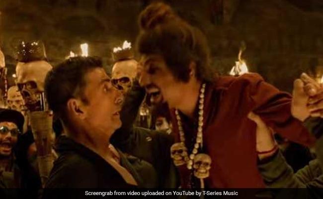 The Bhoot Song: 'भूत राजा' बन नवाजुद्दीन ने अक्षय कुमार का हाल किया बेहाल, एक्टर बोले- येइच भगवान है...Video वायरल
