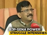"""Video : """"BJP Can't Renege On 50:50 Formula Agreement"""": Sena's Sanjay Raut To NDTV"""