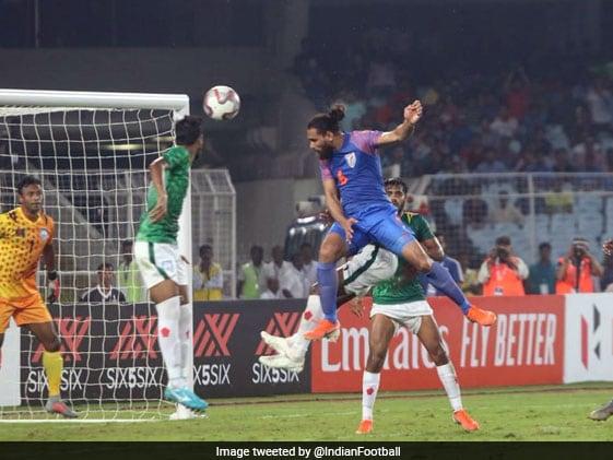 World Cup 2022 Qualifiers: आदिल खान के गोल से बांग्लादेश को बराबरी पर रोकने में सफल रहा भारत
