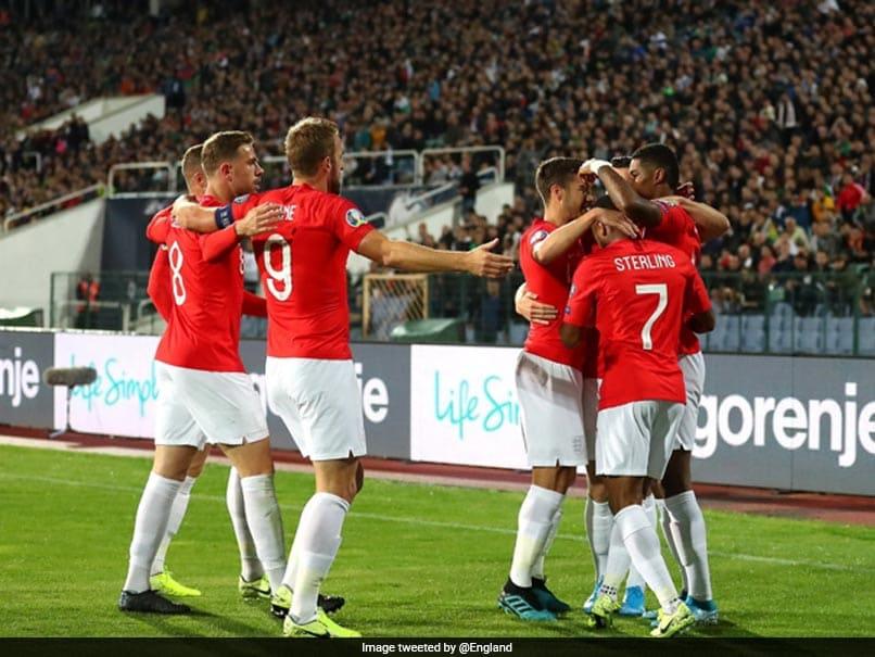 Football: नस्लीय कमेंट के कारण दो बार बाधित हुआ मैच, इंग्लैंड ने बुल्गारिया को 6-0 से हराया