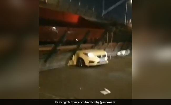 Bridge Collapse In China Kills Three, Two Injured