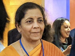 """India Outperforms In October,"" Finance Minister Nirmala Sitharaman Tweets"