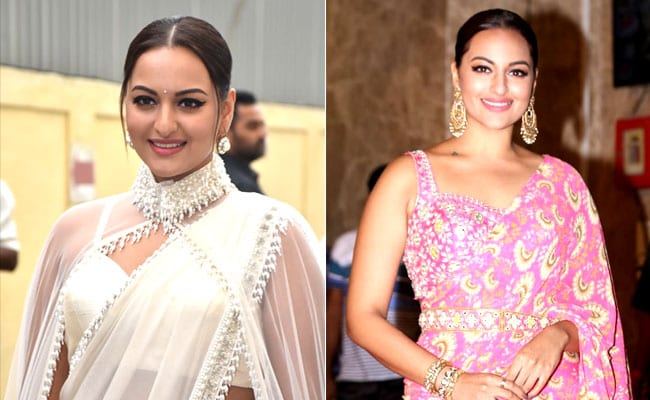 Sonakshi Sinha Sets Ethnic Style Goals, One <i>Saree</i> At A Time