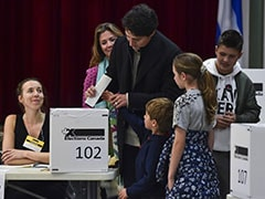 Canadians Vote In Tight Election As Justin Trudeau Seeks To Retain Power