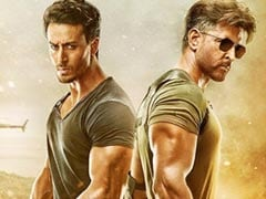 <i>War</i> Box Office Collection Day 2: Hrithik Roshan And Tiger Shroff's Film Is 'Super-Strong' At Rs 77 Crore