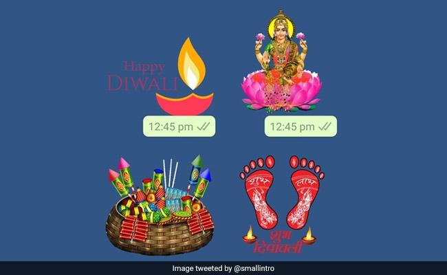 Diwali 2019: दीवाली पर दोस्तों और रिश्तेदारों को Whatsapp Sticker से कहें- Happy Diwali, ऐसे करें डाउनलोड