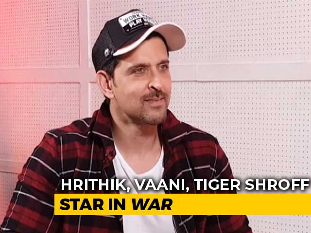 Hrithik Roshan Recalls His First Memory Of Tiger Shroff