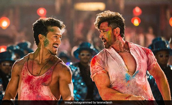 War Box Office Collection Day 6: Hrithik Roshan and Tiger Shroff holds a tight grip on working Monday