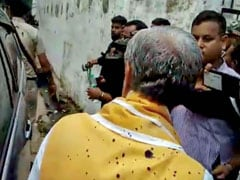 """Ink Thrown On Democracy,"" Says Minister, Attacked At Patna Hospital"