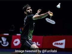 French Open: Kidambi Srikanth Knocked Out After Losing To Chou Tien Chen In First Round