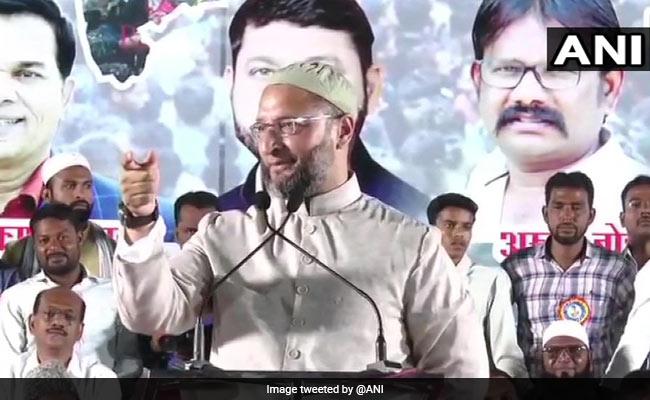 महाराष्ट्र विधानसभा चुनाव में कम वोटिंग प्रतिशत पर असदुद्दीन ओवैसी ने जताई चिंता, VIDEO शेयर कर कही ये बात