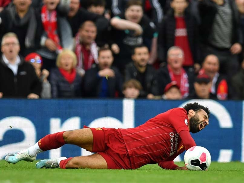Liverpool vs Leicester: Mohamed Salah Injury Overshadows Late Win For Liverpool