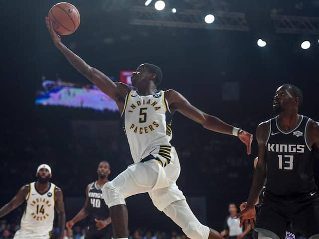 NBA Scores On Debut In Cricket-Mad India But Questions Remain