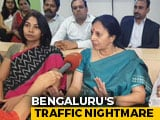 Video : Bengaluru Nightmare: Bad Roads, Heavy Traffic
