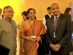 "Nirmala Sitharaman's Message To Foreign Investors: India ""Democracy-Loving, Capitalist-Respecting"""