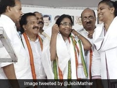 Congress Defeats CPI-M In Kerala's Aroor Seat After 18 Years