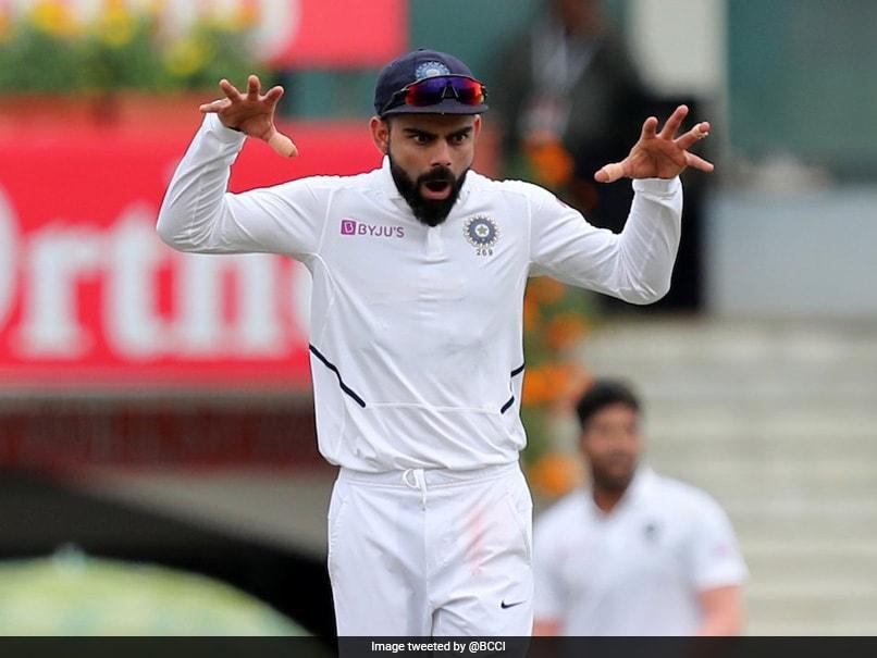 BCCI Asks Fans To Caption Virat Kohli