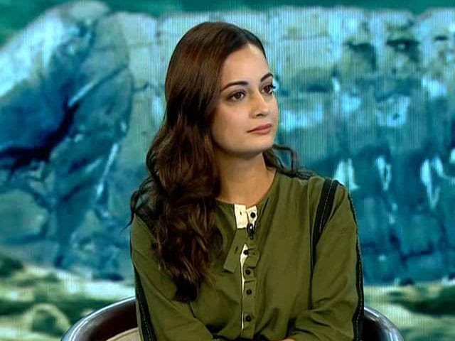 Video : Need To Find Alternatives For Plastic In Our Lives: Dia Mirza On Banega Swasth India Campaign
