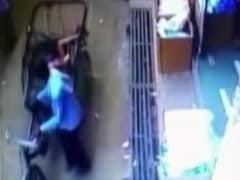 Watch: 3-Year-Old Madhya Pradesh Boy Survives 35-Foot Fall Onto Rickshaw