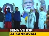 Video : BJP And Shiv Sena, Allies In Maharashtra, Are Rivals In One Constituency