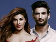 <i>Drive</i> Trailer: Super Thieves Jacqueline Fernandez And Sushant Singh Rajput Take Us On An Action-Filled Ride