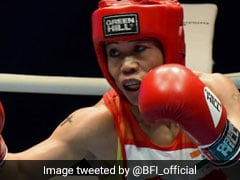 "Mary Kom Says ""Not Scared To Fight Nikhat Zareen"" In Trials For Olympic Qualifiers"