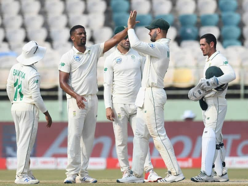 """India vs South Africa: Vernon Philander Says South Africa Still """"Within A Shot"""" Of Winning Against India"""
