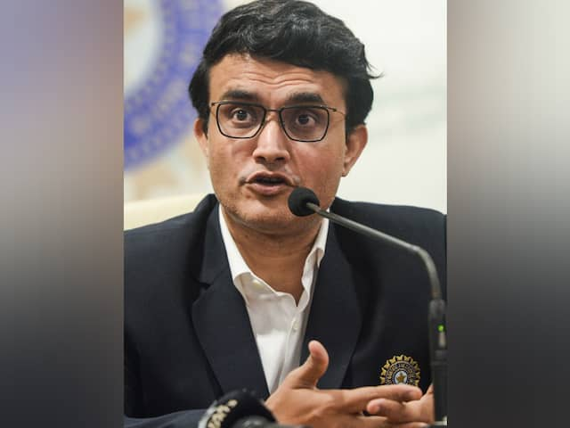 BCCI President Sourav Ganguly To Help Cricket Board Recover Dues From ICC