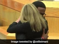 'Can I Hug Her?' In Court, Man Forgives Ex-Cop Who Killed His Brother