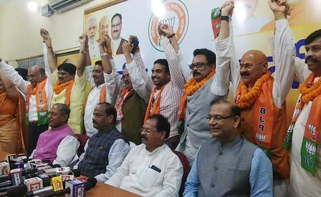 Ahead Of State Polls, Jharkhand Defections A Big Blow For Congress