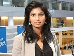 India's Growth Could Return To 7% In 2020: IMF's Gita Gopinath To NDTV