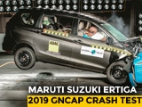 Video : Maruti Suzuki Ertiga Receives 3 Stars From Global NCAP