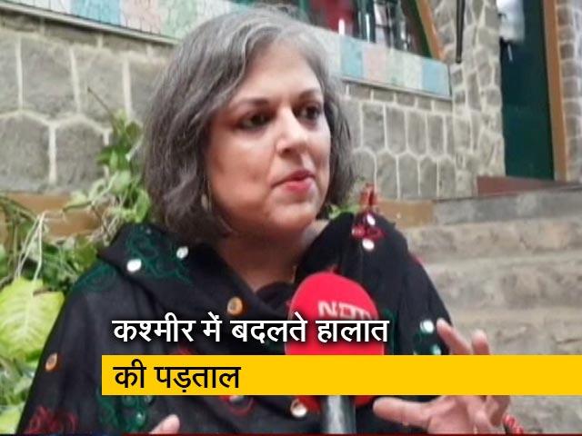 Videos : रवीश कुमार का प्राइम टाइम : कश्मीर में आमलोगों की चुप्पी से परेशान प्रशासन?