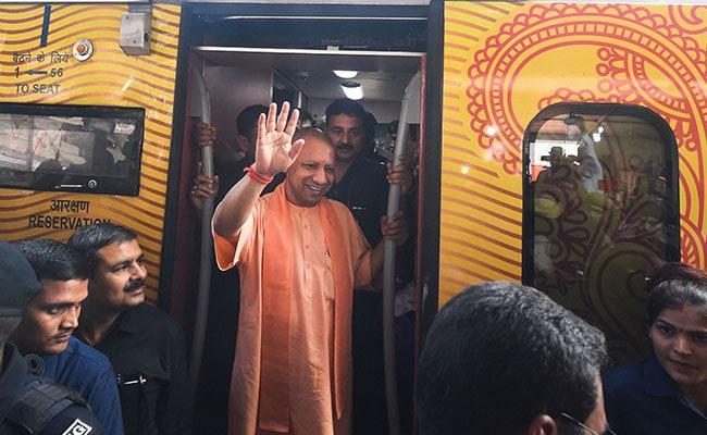 After Tejas Express, Yogi Adityanath Wants 'Semi-Bullet Trains' In UP