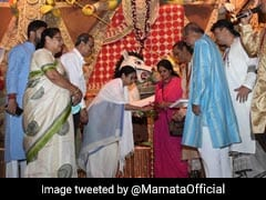 Mamata Banerjee Gives Lyrics For Durga Puja Song, Shreya Ghoshal Sings It