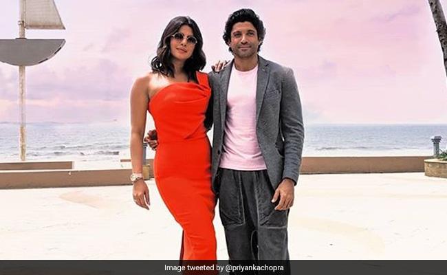 Priyanka Chopra Was 'Scared' Of Farhan Akhtar During Don Shoot. Here's Why