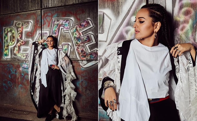 Up The Cool Quotient Like Sonakshi Sinha In These 8 Spunky Accessories