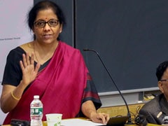 """Wary Of Jihadists, Maoists Joining Student Protests"": Nirmala Sitharaman"